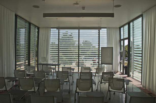 Interior Classroom Space