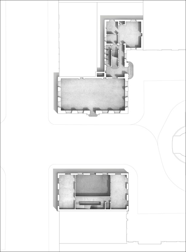 floor plan: first floor