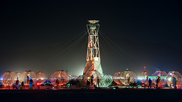Final at Burning Man.