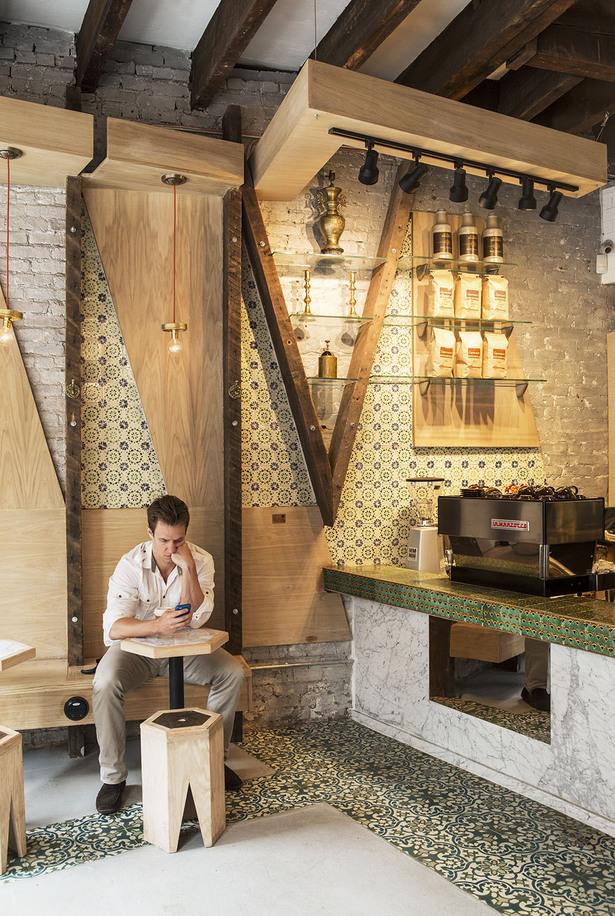 Iconic Cafe Design
