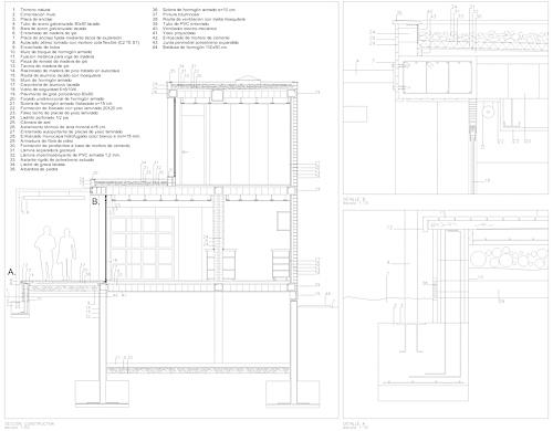 Construction details