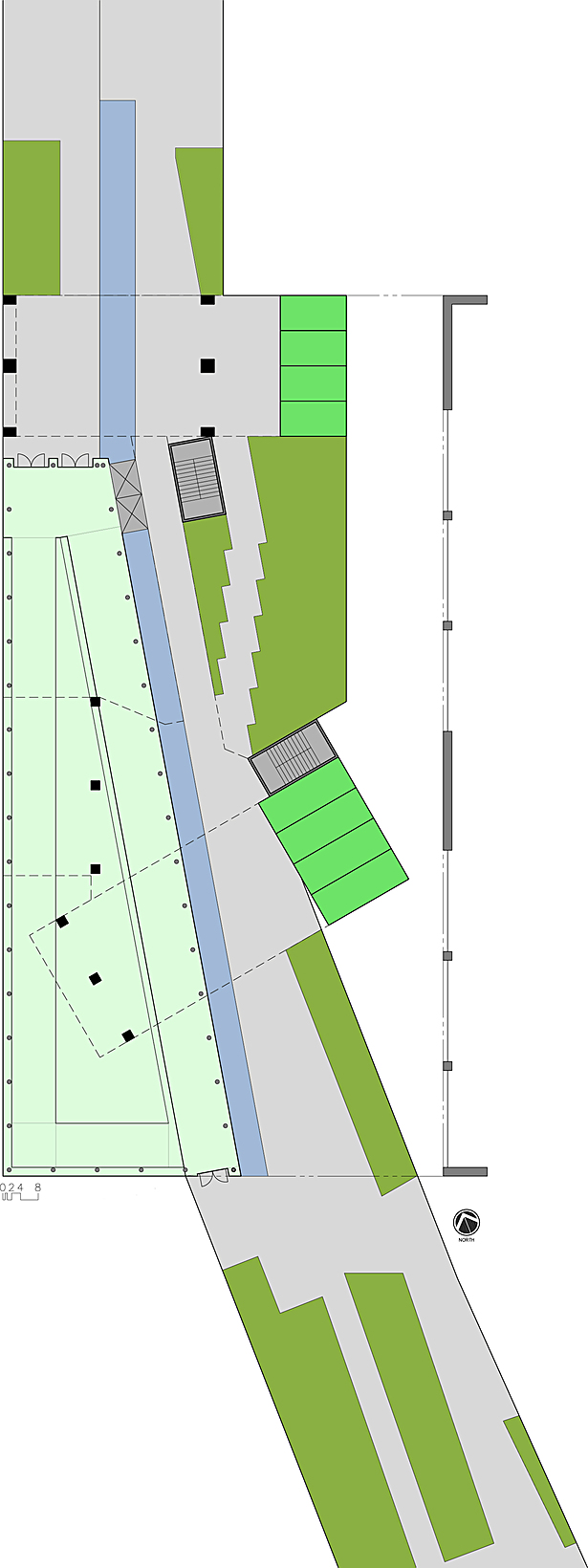 High Line floor plan