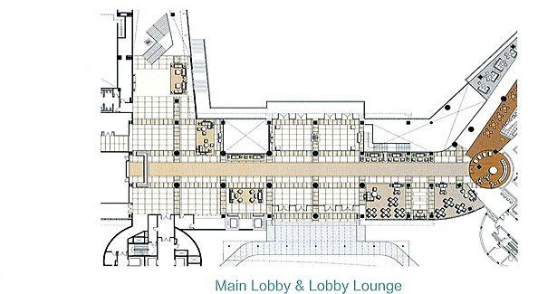 Lobby Interior Plan