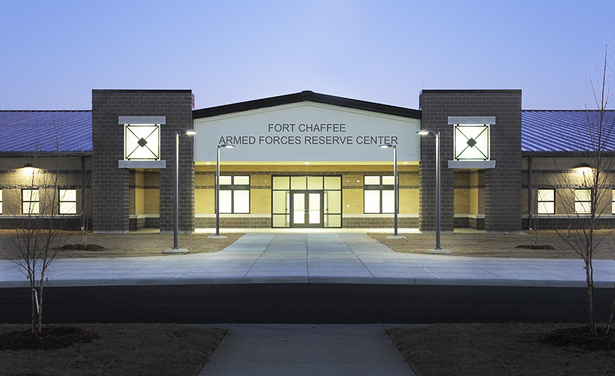 Ft Chaffee Armed Forces Reserve Center - Ft. Smith, AR