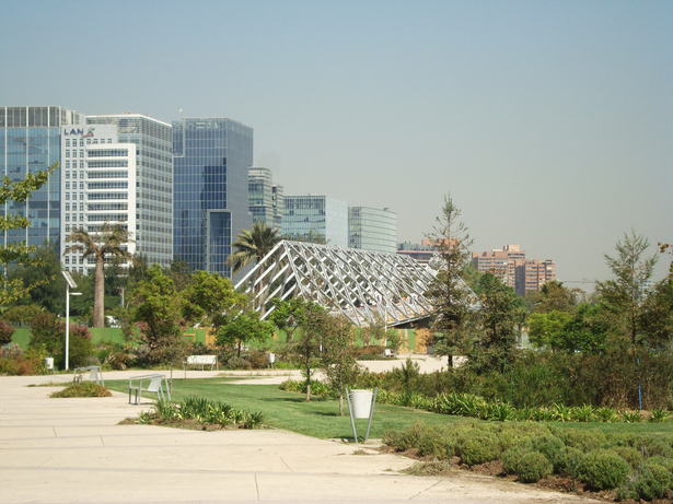 View from the Park