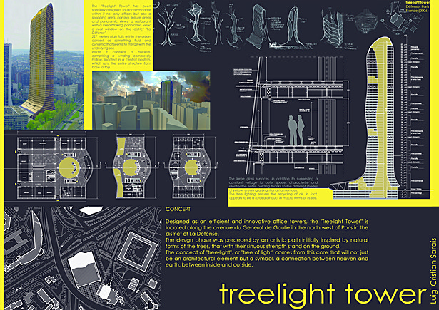 TREELIGHT TOWER project resume