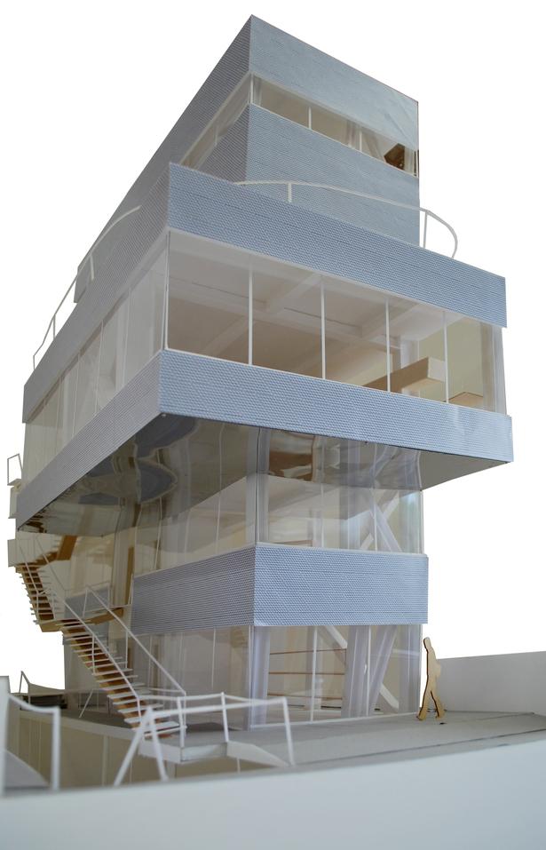 Seizon building - Tokyo
