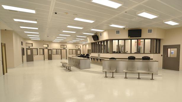 Kingsville BPS - Detention center
