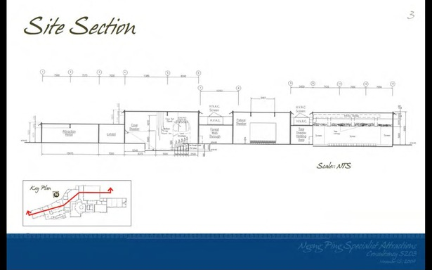 Schematic Design - Site Section