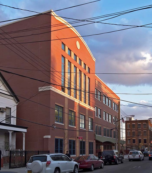 PS 89 View from side street