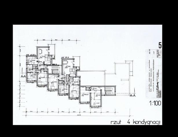 Fourth Floor Plan