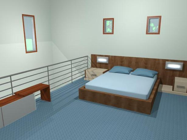 Upstairs to Current Project - 3DS Max (to be animated)