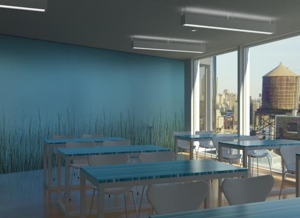 Science School Interiors