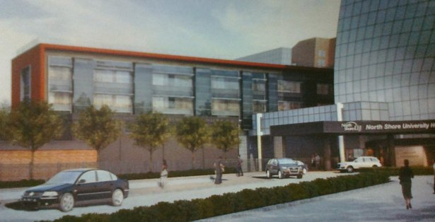 Exterior Rendering