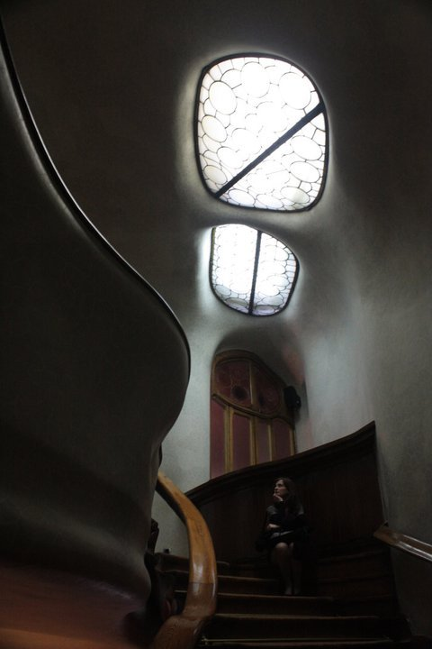 Barcelona, Spain_Casa Batllo' by Antonio Gaudí