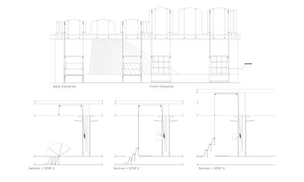 Library A : Shelf Design