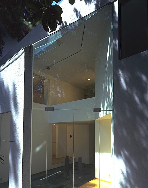 Living room entrance.