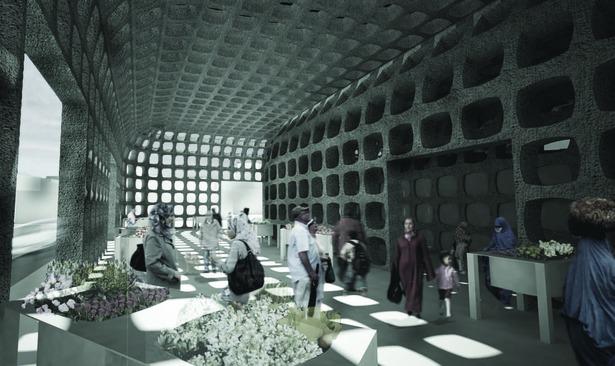 Interior Perpective