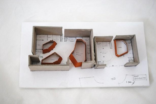 1:500 Sketch Model