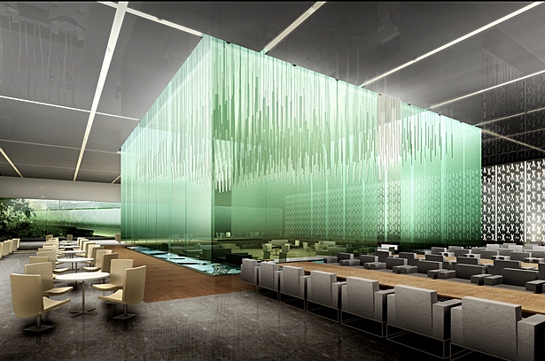 Lunch Room Rendering