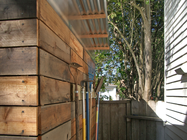 Petaluma Shed Joseph Sandy Archinect