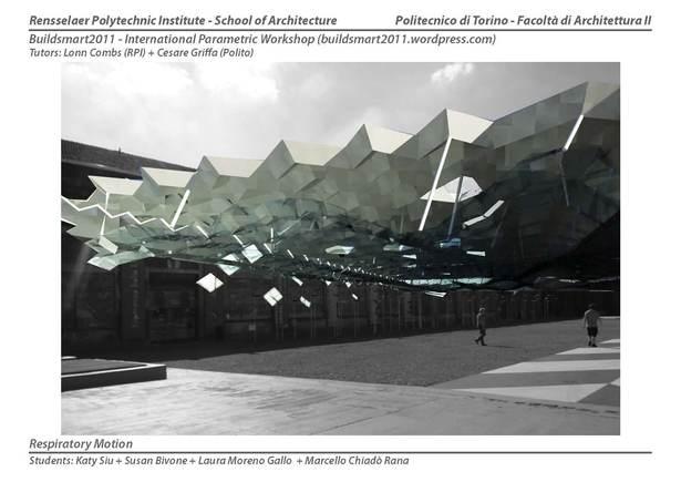 Final Render of Pavilion