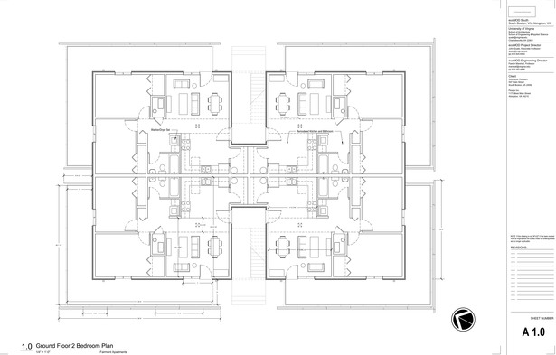 Proposed Plan - Flr 1