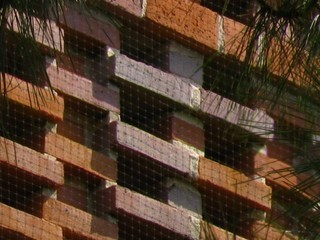Existing Brick Screen