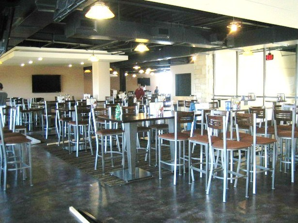 Club Dining Area