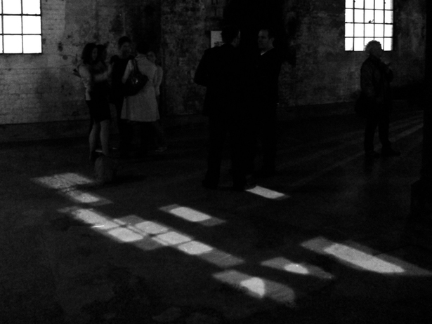 Nightlight at the CarriageWorks