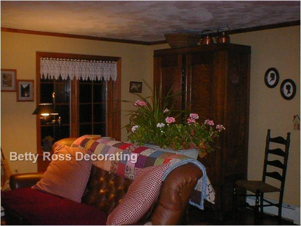 Family Room Decorate