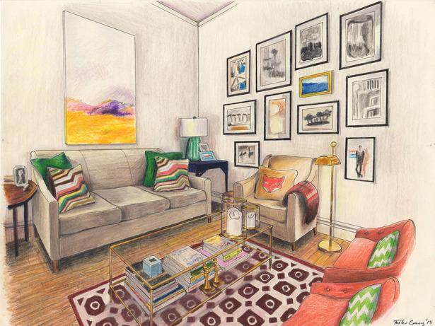 Charlotte's Living Room