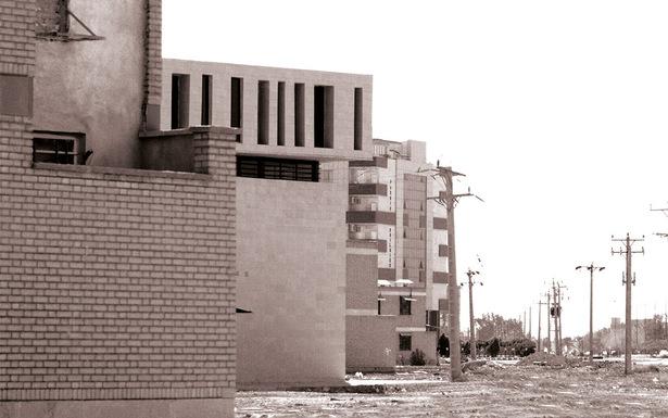 معماری ایران ، معماری آبادان ، بناهای زیبا ایران ، رها اشرفی