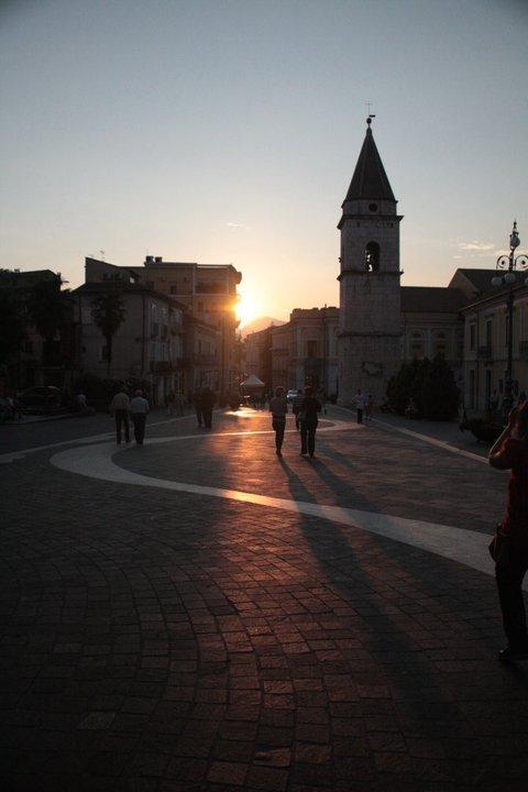 Benevento, Italy_Centro Storico