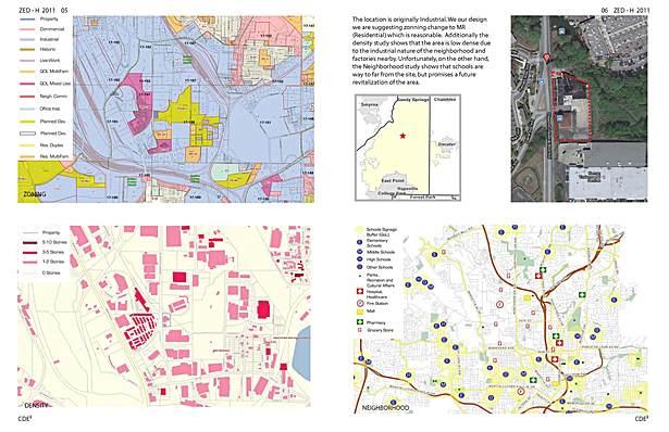 Density and Neighborhood
