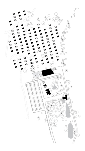 Site map, rigid grid