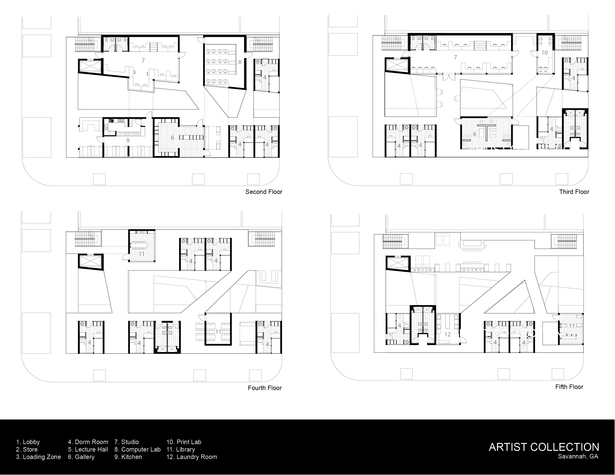 Artist Collection Plans