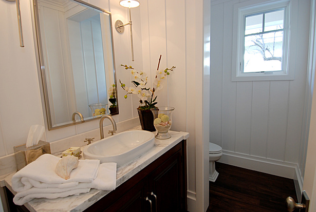 Entry Bathroom