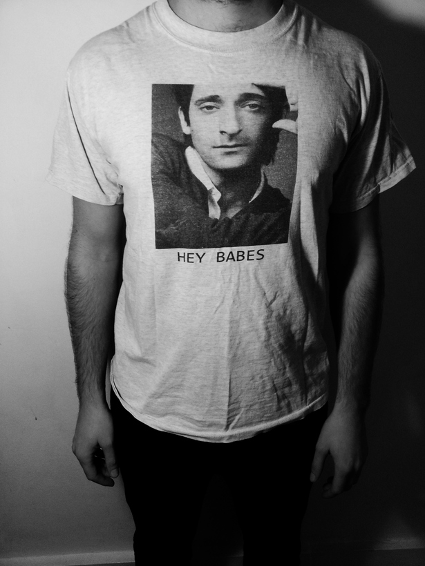 Adrian Brody - Hey Babes T-shirt