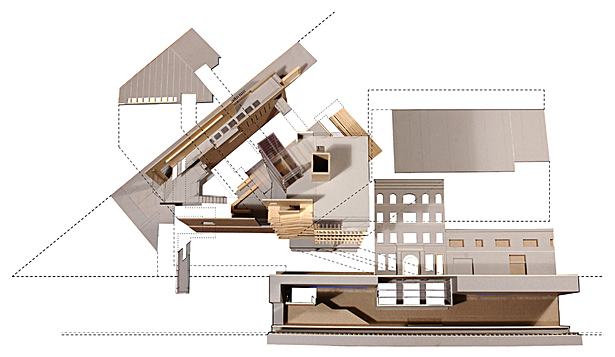 Disassembled: A House. A Subway. A Nightclub.