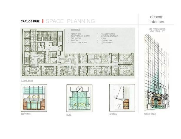 400 Park Ave / NY NY / Built