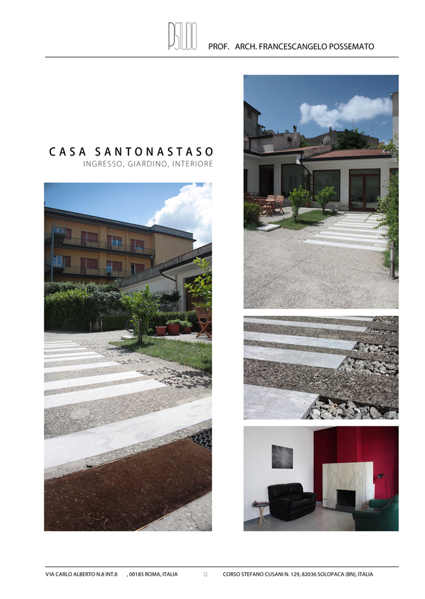 Studio Possemato_Casa Santonastaso