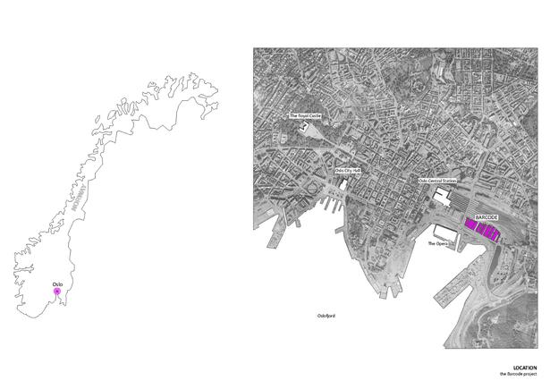 Location. Copyright © Dark Arkitekter