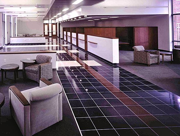 Student Commons - Business Lounge