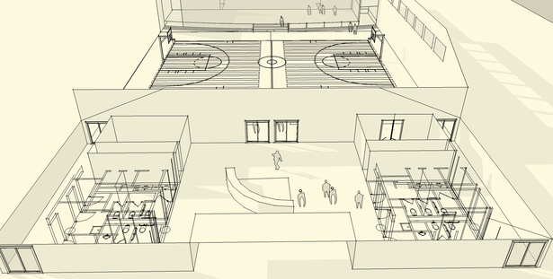 Sketchup Rendering