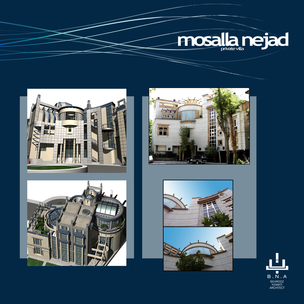 Mr Mosalanejad single family house