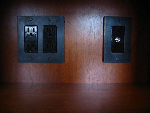 Custom Outlet Plates