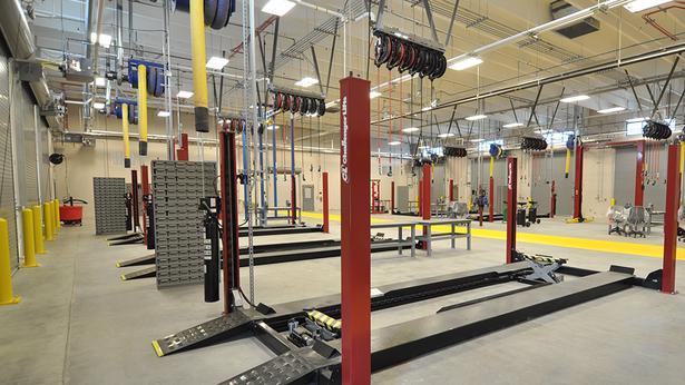 Kingsville BPS Maintenance