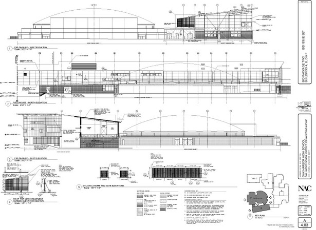 Construction Documents - Exterior Elevations