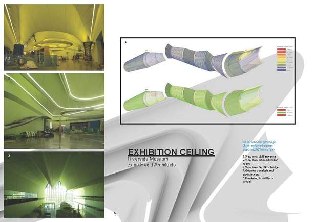 Exhibition ceiling package